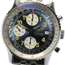 Breitling Old Navitimer Steel 41mm Blue Arabic numerals United States of America, New York, Greenvale