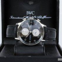 IWC Portuguese Chronograph 3714 2003 usados