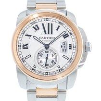 까르띠에 Calibre de Cartier W7100036 2010 중고시계