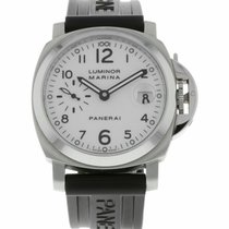 Panerai Luminor Marina Automatic Steel 40mm White United States of America, Florida, Sarasota