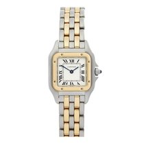 Cartier Panthère Goud/Staal 22mm Nederland, Amsterdam