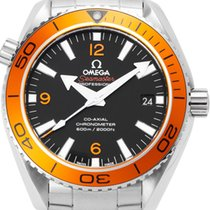 Omega Seamaster Planet Ocean Steel 42mm