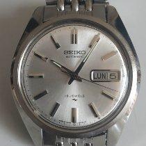 Seiko Steel 36,6mm White No numerals