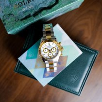 Rolex Daytona Gold/Steel 40mm White No numerals United States of America, California, Marina Del Rey