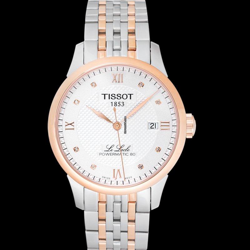 Tissot Le Locle T006.407.22.036.00 2021 ny