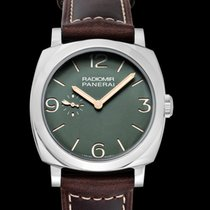 Panerai Radiomir Steel 45mm Green United States of America, California, Burlingame