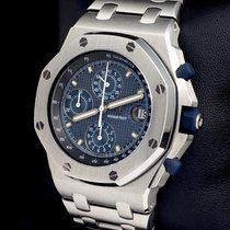 Audemars Piguet Royal Oak Offshore Chronograph Steel 42mm Blue Arabic numerals United States of America, Florida, Miami