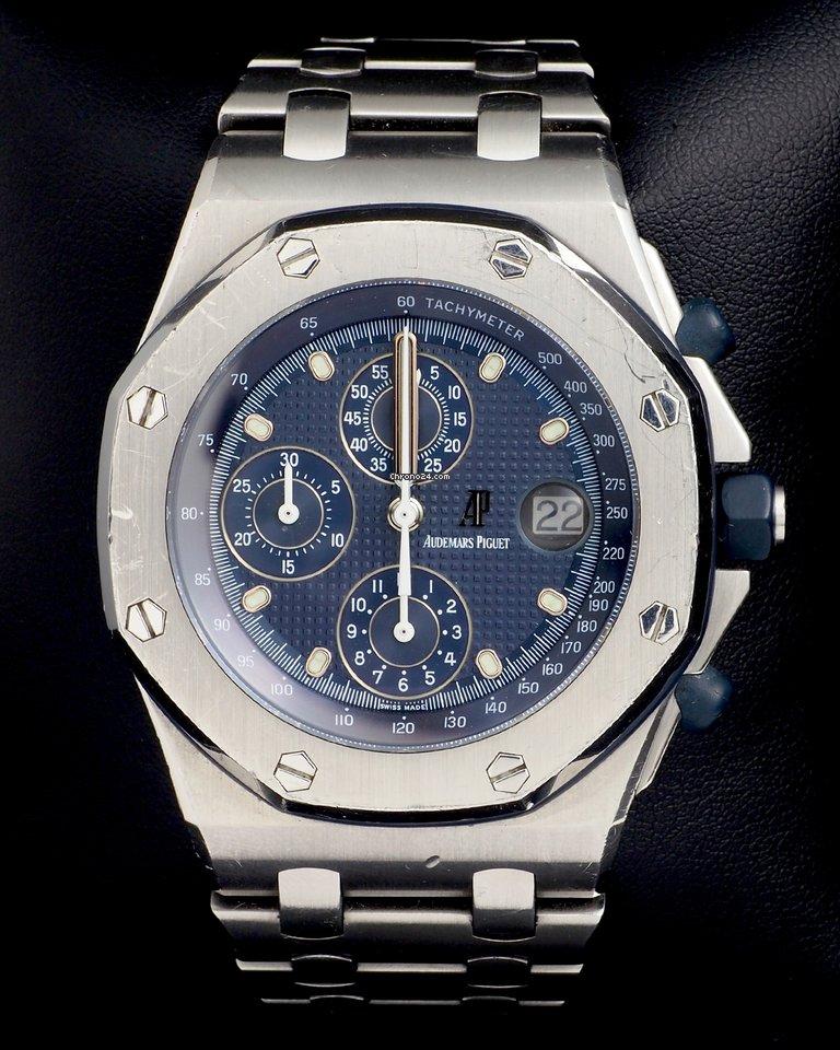 Audemars Piguet Royal Oak Offshore Chronograph 25721ST 1993 pre-owned