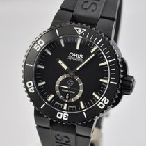 Oris Aquis Titan Titanium 46mm Black No numerals United States of America, Ohio, Mason