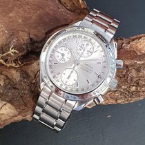 Omega Speedmaster Day Date Steel 40mm Silver