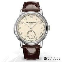 Patek Philippe Minute Repeater White gold 38mm Champagne Arabic numerals