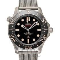 Omega Seamaster Diver 300 M Titane 42mm Brun