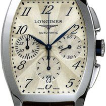 Longines Evidenza Steel 34.9mm Silver United States of America, New York, Airmont
