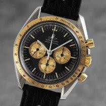 Omega DD145.022 Zlato/Ocel 1986 Speedmaster Professional Moonwatch 42mm použité