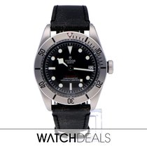 Tudor Black Bay Steel Steel 41mm Black