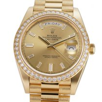 Rolex Day-Date 40 Oro amarillo 40mm