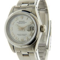 Rolex 69160 Steel 1984 Oyster Perpetual Lady Date 26mm pre-owned United States of America, Florida, Miami