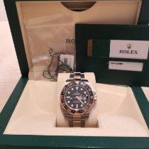 Rolex GMT-Master новые 2020 Автоподзавод Часы с оригинальными документами и коробкой 126711CHNR