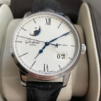 Glashütte Original Steel 40mm Automatic 1-36-04-01-02-30 new