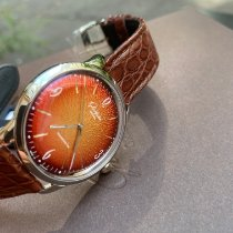 Glashütte Original Sixties new 2021 Automatic Watch with original box and original papers 1-39-52-13-02-04