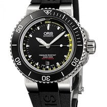 Oris Aquis Depth Gauge Acier 46mm Noir France, Bordeaux