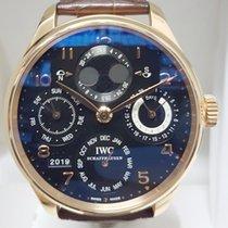 IWC Portuguese Perpetual Calendar IW503202 pre-owned