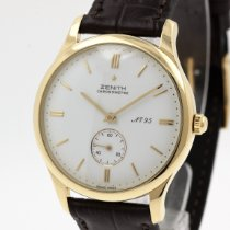 Zenith Yellow gold 35mm Manual winding 30.2125.113 pre-owned
