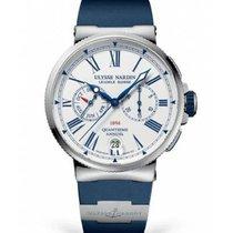 Ulysse Nardin Marine Chronograph 1533-150-3/E0 2020 new