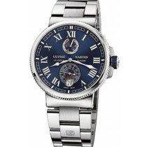 Ulysse Nardin Marine Chronometer Manufacture 1183-126-7M/43 2020 nouveau