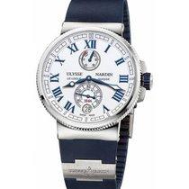 Ulysse Nardin Marine Chronometer Manufacture 1183-126-3/40 2020 nouveau
