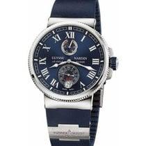 Ulysse Nardin Marine Chronometer Manufacture 1183-126-3/43 2020 nouveau