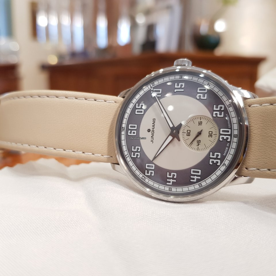 Junghans Meister Driver 027/3608.00 2016 ny
