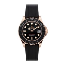 Rolex Yacht-Master 37 Rose gold 37mm Black No numerals United States of America, Pennsylvania, Bala Cynwyd