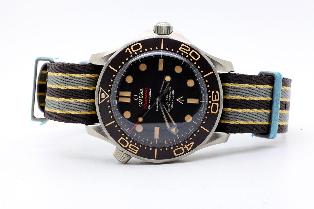 Omega Seamaster Diver 300 M 210.92.42.20.01.001 2020 nové
