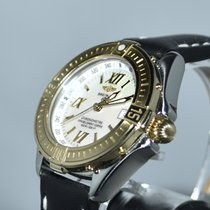 Breitling Cockpit Lady Goud/Staal 31mm Parelmoer Romeins Nederland, Vught