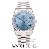 Rolex Day-Date 36 118206 2020 new