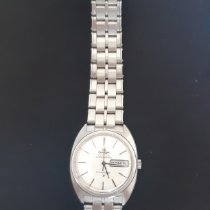 Omega Constellation Day-Date Steel 35mm Grey No numerals United States of America, Florida, Oviedo