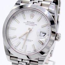 Rolex Datejust 126300 2019 gebraucht