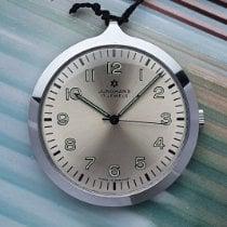 Junghans Zegarek nowość 1975 Stal 43.3mm Manualny Zegarek z oryginalnym pudełkiem