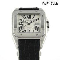 Cartier Santos 100 Stahl 51mm