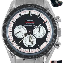 Omega Speedmaster Steel 42mm White United States of America, New York, Smithtown
