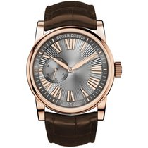 Roger Dubuis Hommage Rose gold 42mm Grey United States of America, New York, New York