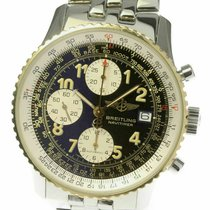 Breitling Old Navitimer Steel 41mm Black Arabic numerals United States of America, New York, Greenvale