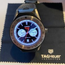 TAG Heuer Connected rabljen 41mm Crn Kaučuk