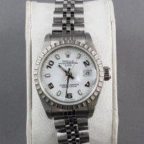 Rolex Oyster Perpetual Lady Date nieuw 1994 Automatisch Horloge met originele papieren 69240
