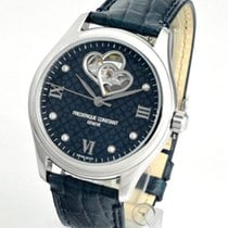 Frederique Constant FC-310NDHB3B6 Steel Ladies Automatic Double Heart Beat 36mm new