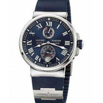 Ulysse Nardin Marine Chronometer Manufacture 1183-122-3/43 2020 nouveau