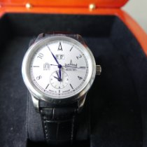 Askania Steel 42mm Automatic QUA-651-5 pre-owned