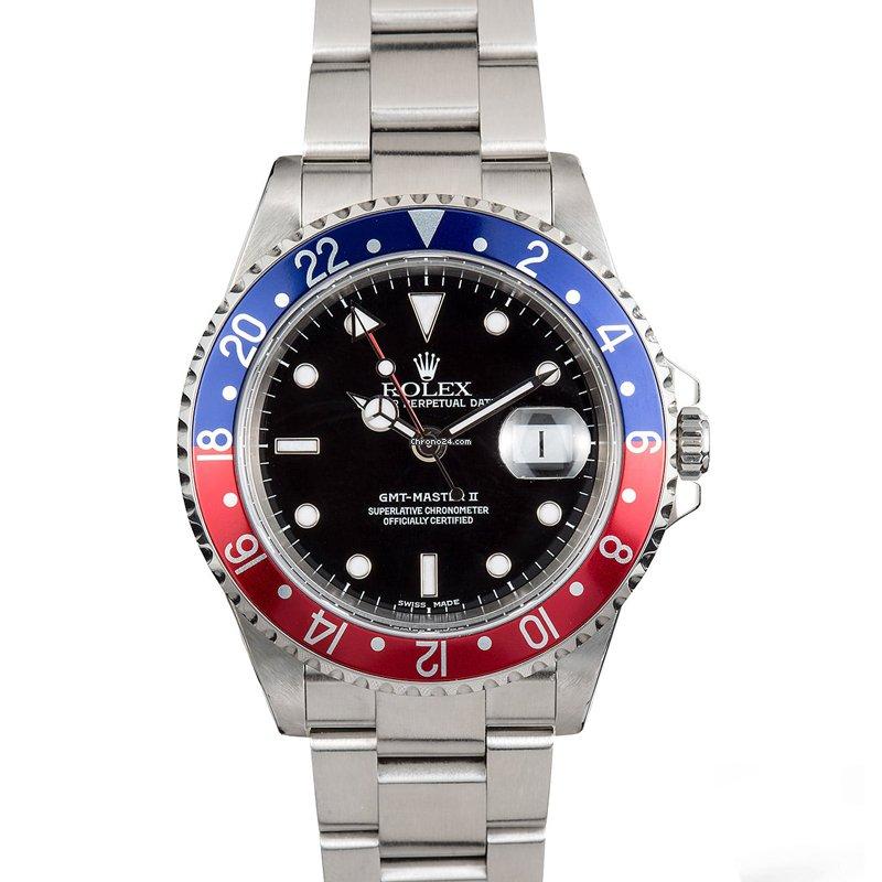 Rolex GMT-Master II 16710 new