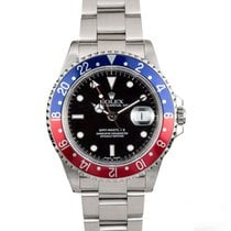 Rolex GMT-Master II Steel 40mm Black United States of America, California, Burlingame